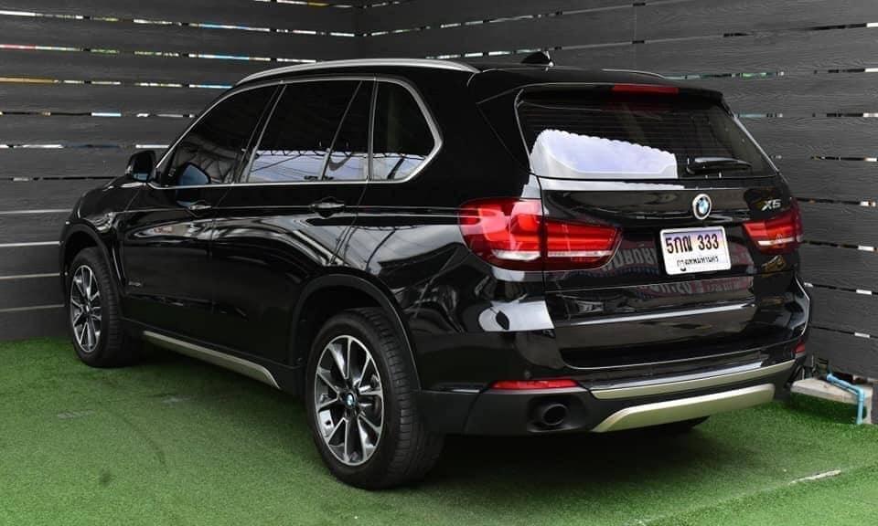 BMW x5 Year2017